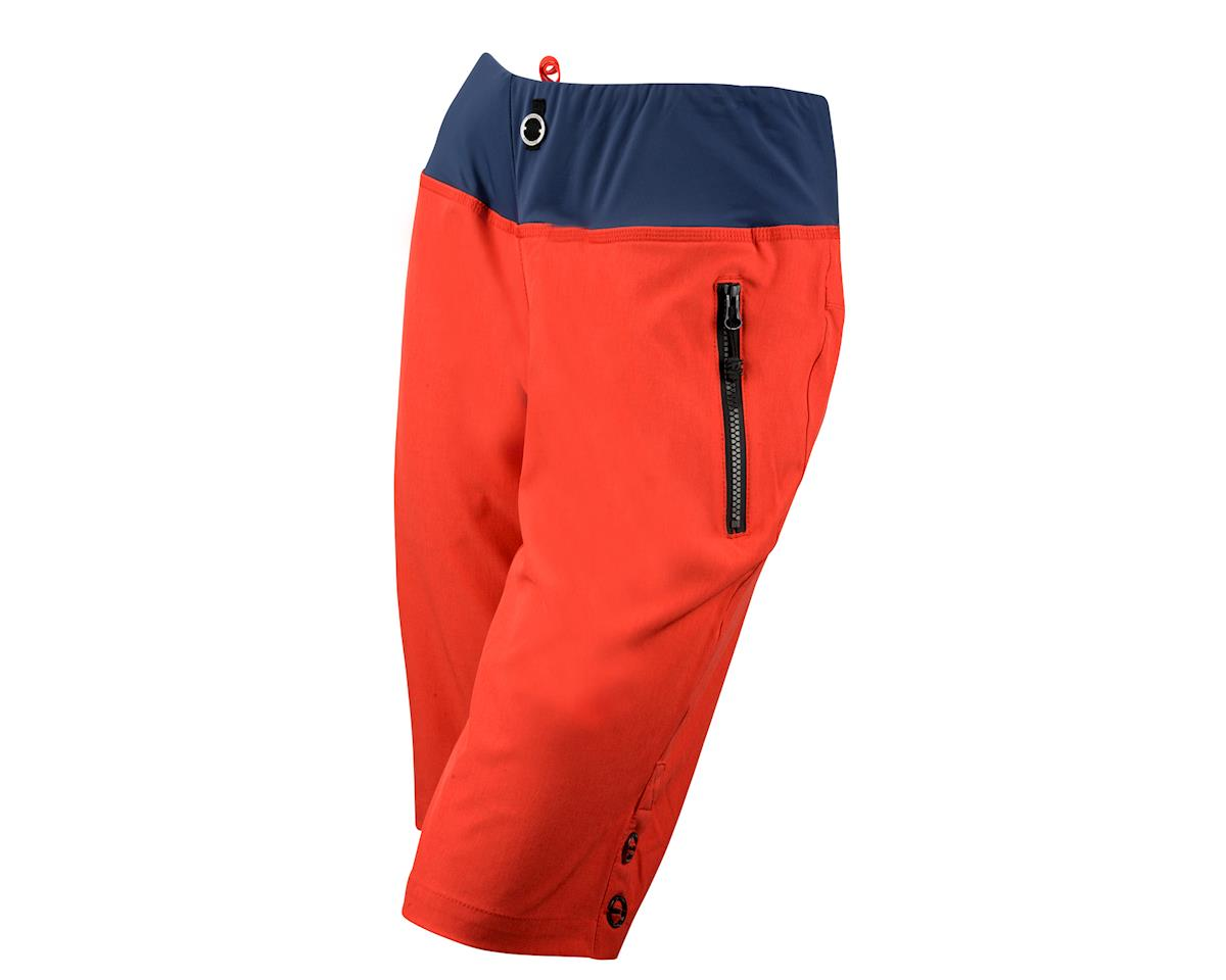 RaceFace DIY Women's Baggy Shorts: Flame SM