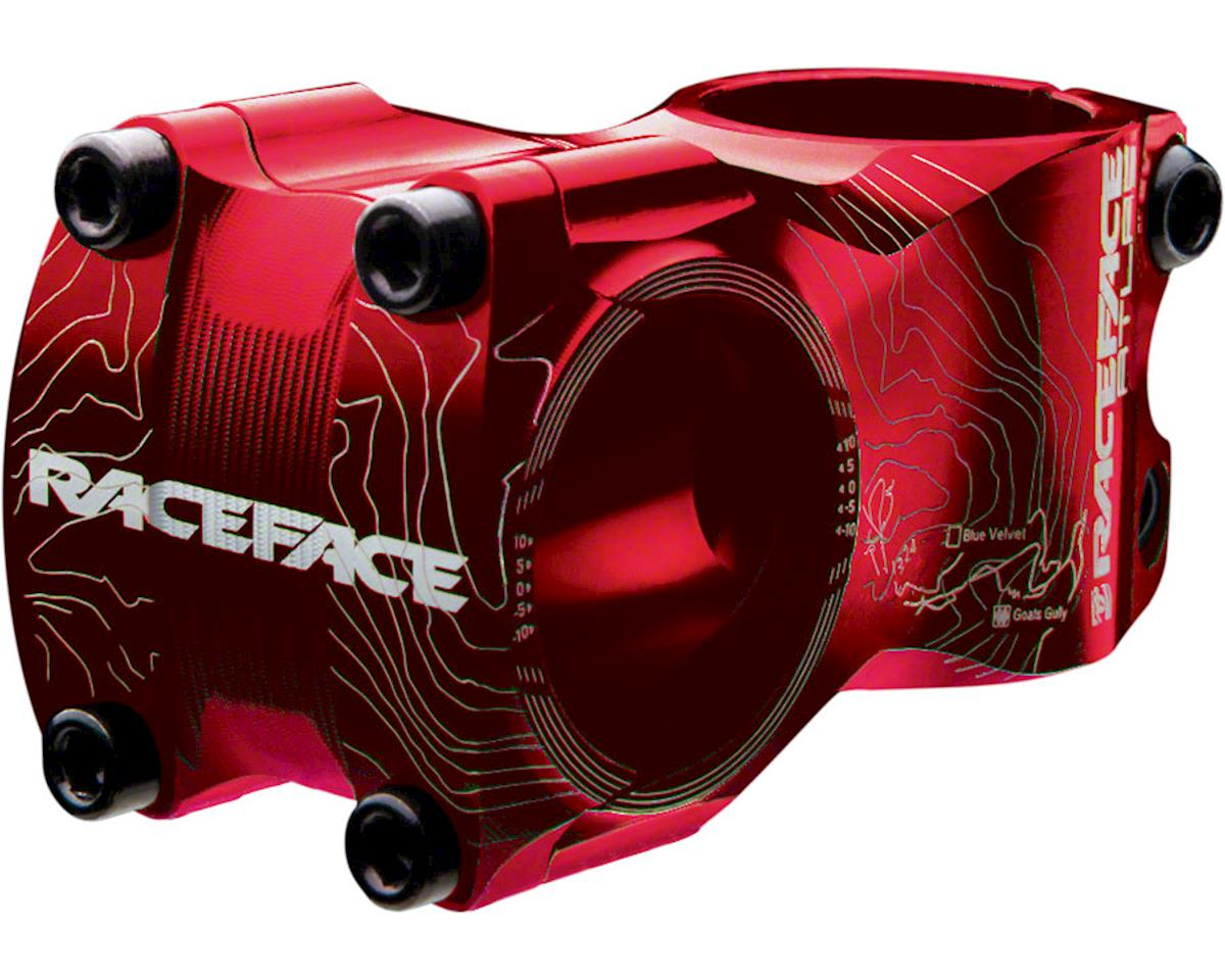 Race Face Atlas Stem (Red) (31.8mm Clamp) (+/-0°)