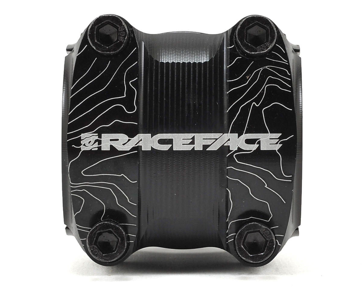 Race Face Atlas 35 Stem (For 35mm Bars) (Black) (35mm)