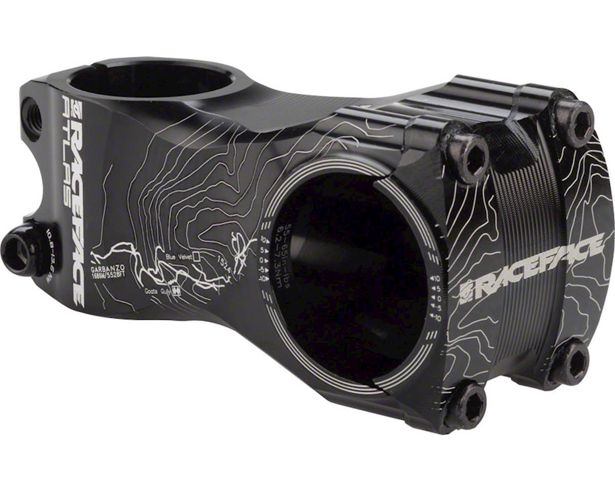 Race Face Atlas 35 Stem, 65mm +/- 0 degree Black