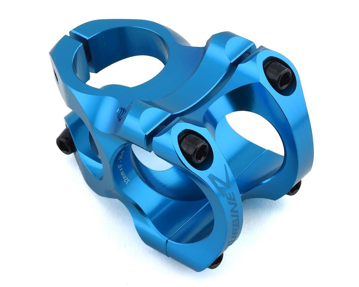 "Race Face Turbine R 35 Stem (Torquoise) (1-1/8"") (35mm Clamp) (+/- 0°) (32mm)"