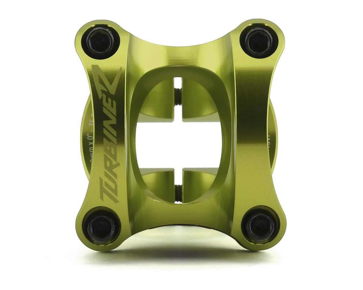 "Race Face Turbine R 35 Stem (Green) (1-1/8"") (35mm Clamp) (+/- 0°) (40mm)"