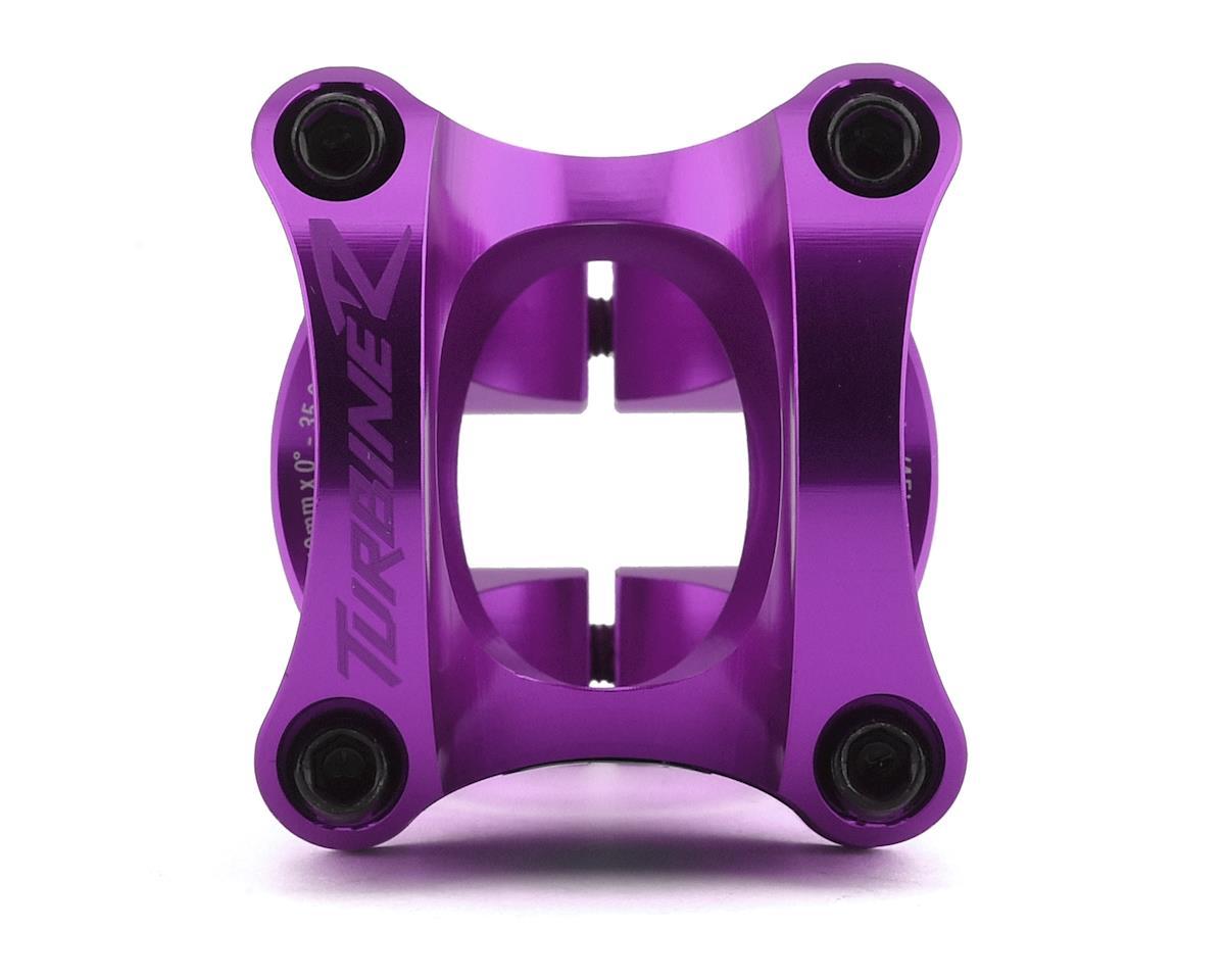 """Race Face Turbine R 35 Stem (Purple) (1-1/8"""") (35mm Clamp) (+/- 0°) (40mm)"""