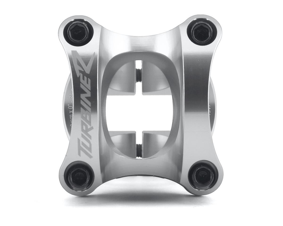 "Race Face Turbine R 35 Stem (Silver) (1-1/8"") (35mm Clamp) (+/- 0°) (40mm)"