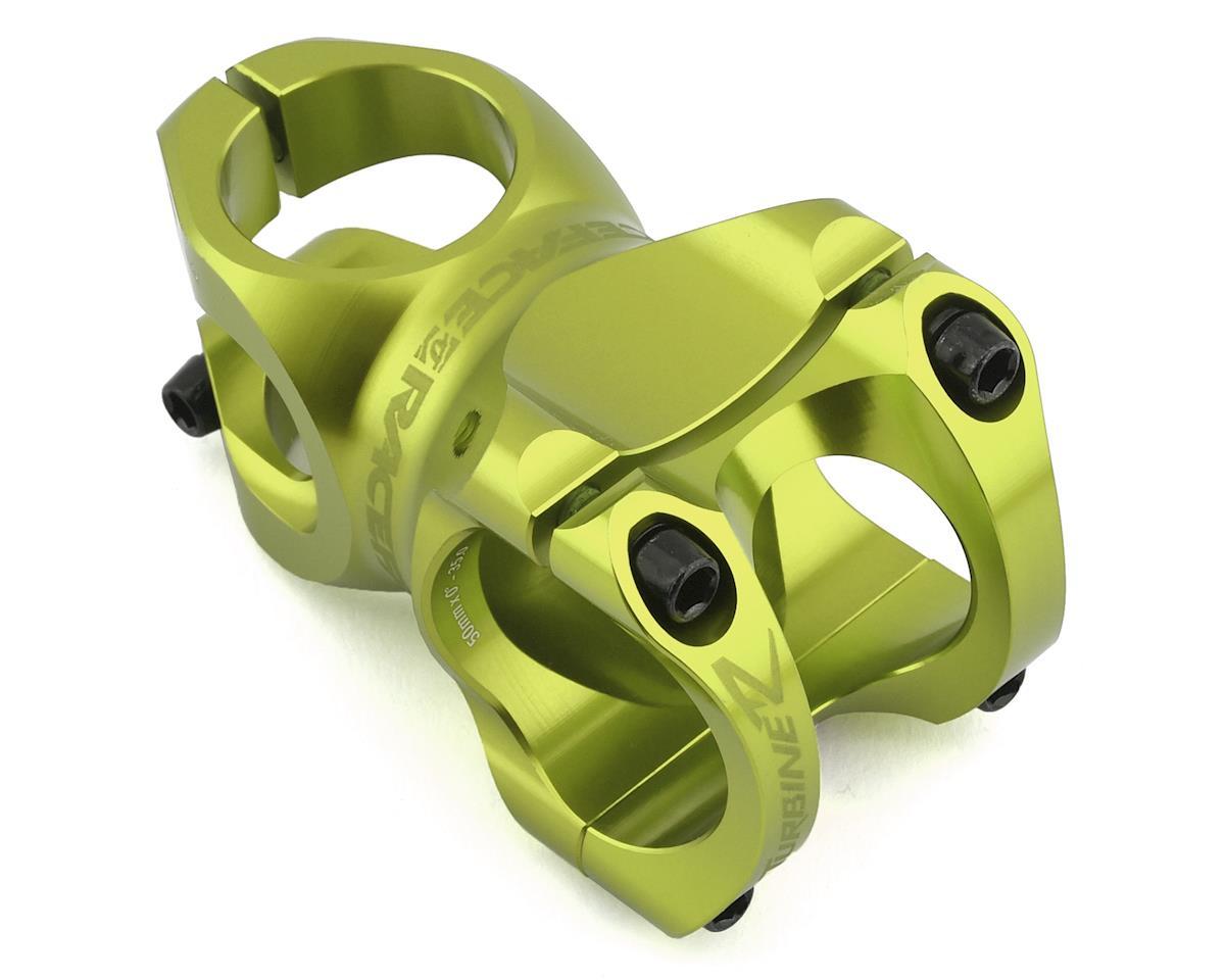 "Race Face Turbine R 35 Stem (Green) (1-1/8"") (35mm Clamp) (+/- 0°) (50mm)"