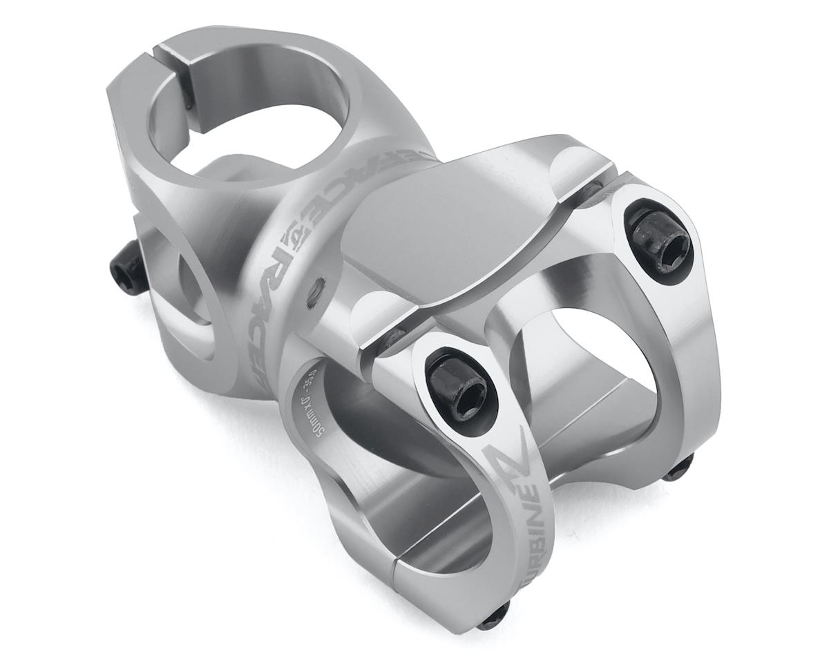 "Race Face Turbine R 35 Stem (Silver) (1-1/8"") (35mm Clamp) (+/- 0°) (50mm)"