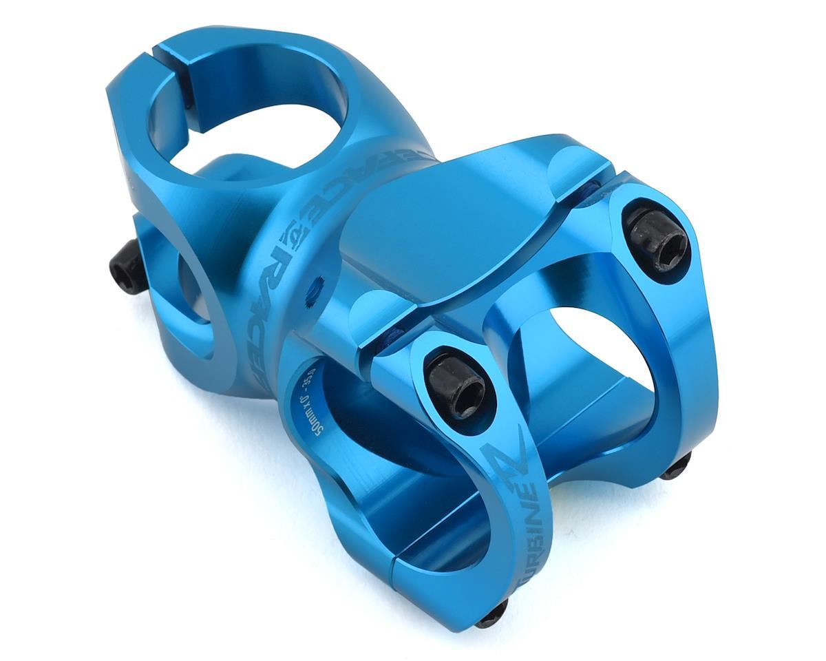 "Race Face Turbine R 35 Stem (Torquoise) (1-1/8"") (35mm Clamp) (+/- 0°) (50mm)"