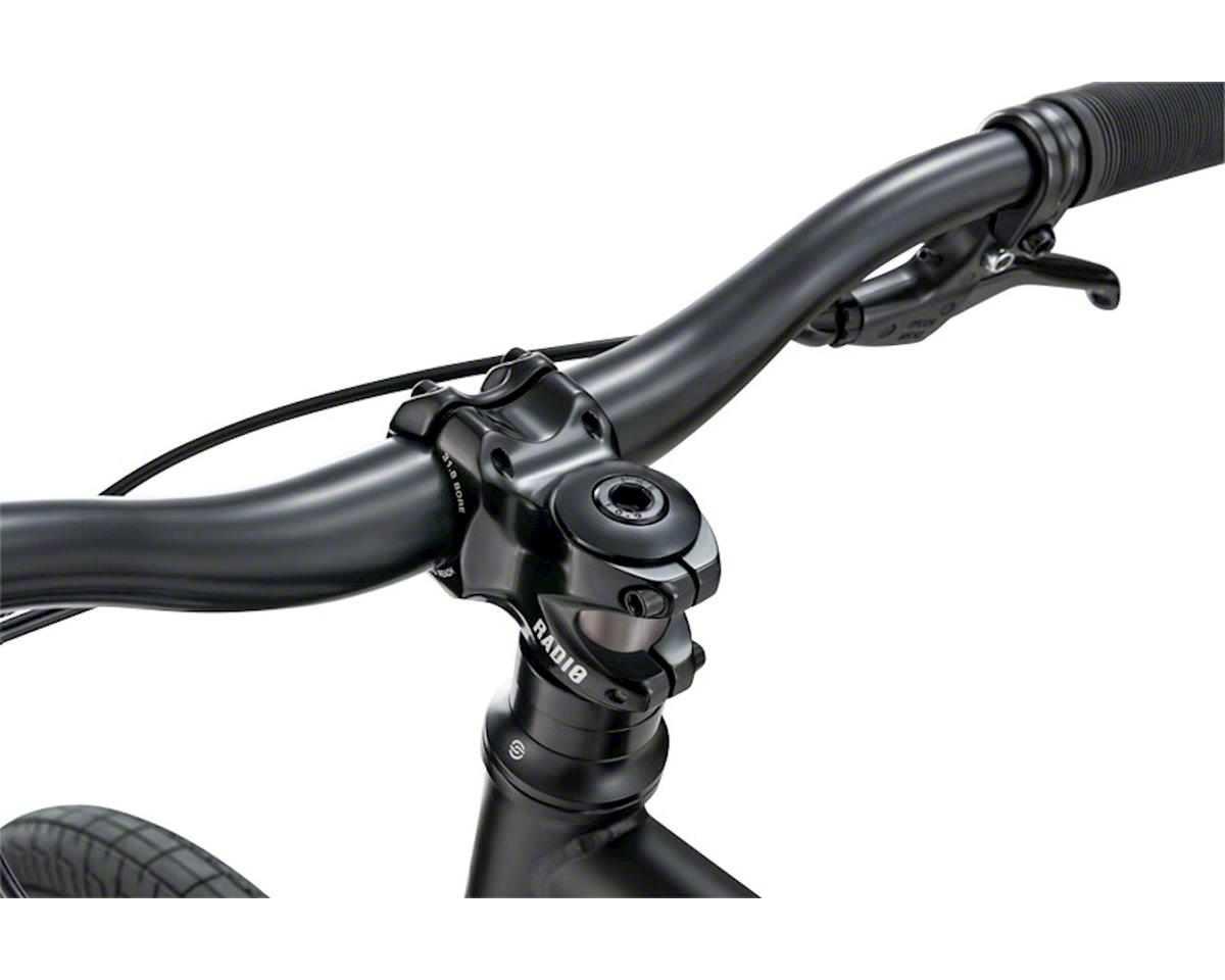 Radio Divide Bike - 700c, Steel, Matte Black, Small