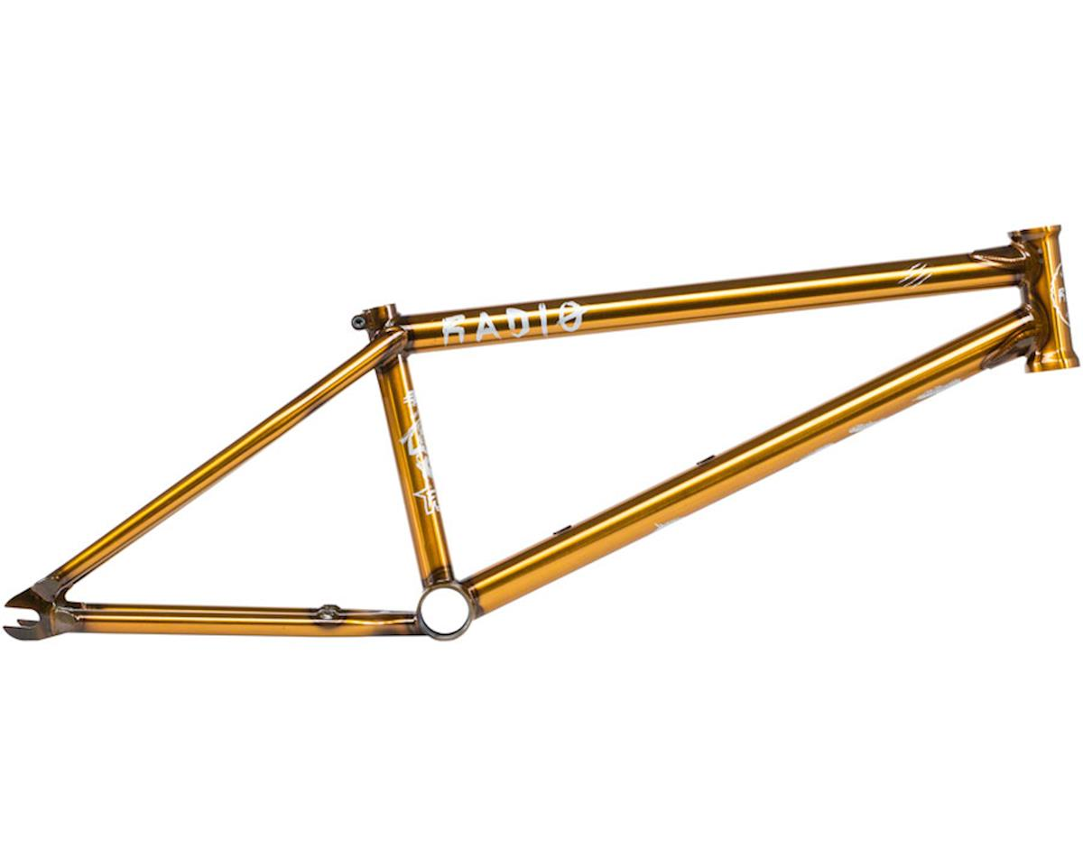 "Radio Fox Brian Fox Signature Frame 21.1"" Translucent Honey Gold"