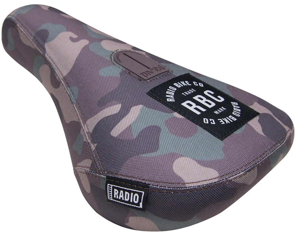 Radio Team Pivotal Fat Seat Gray Camo