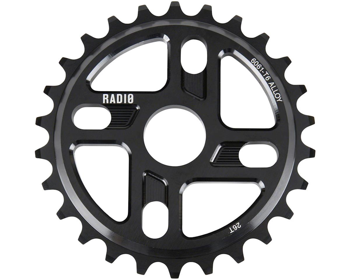 Radio Axis Sprocket 25T 24mm/22mm/19mm Black