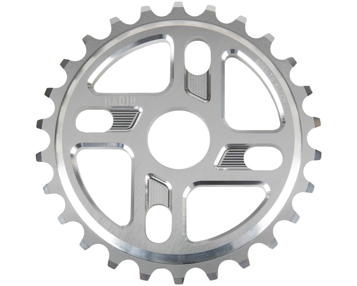 Radio Axis Sprocket 25T 24mm/22mm/19mm High Polished