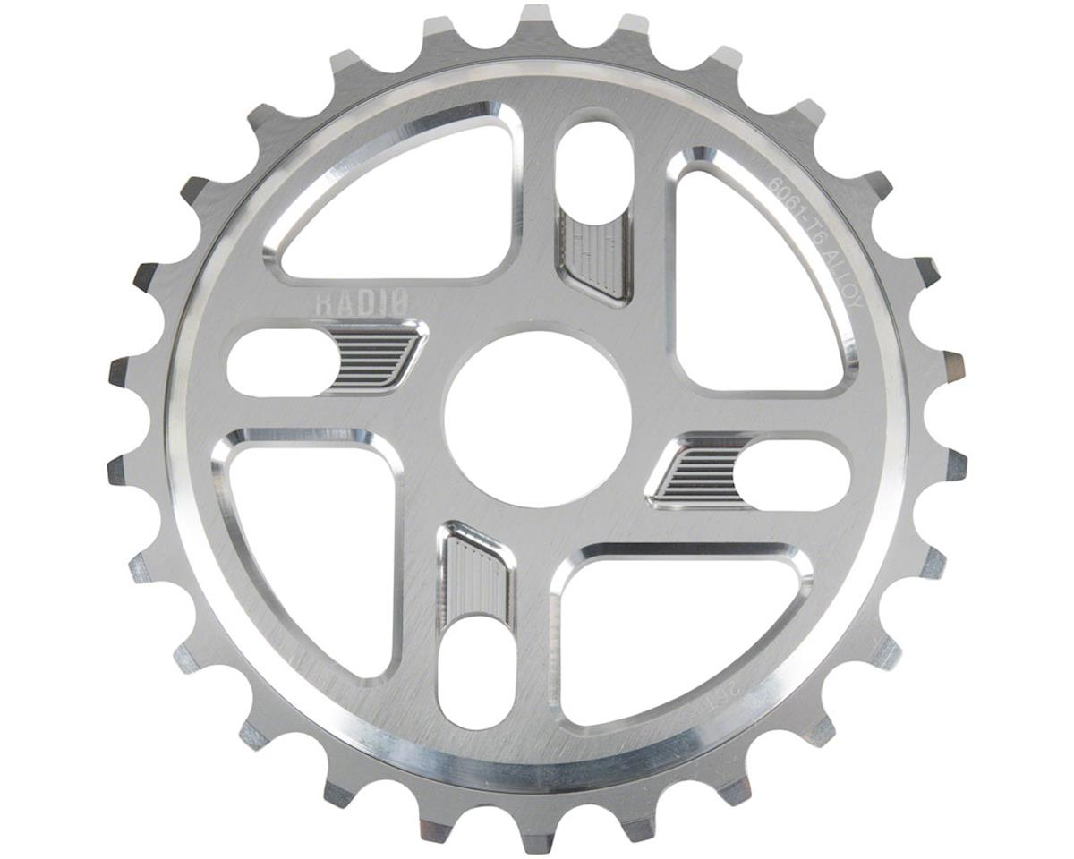 Radio Axis Sprocket 28t 24mm/22mm/19mm High Polished