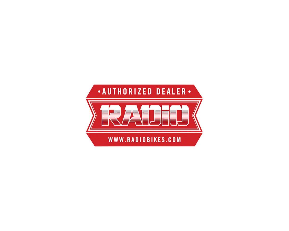Radio Authorized Dealer Sticker