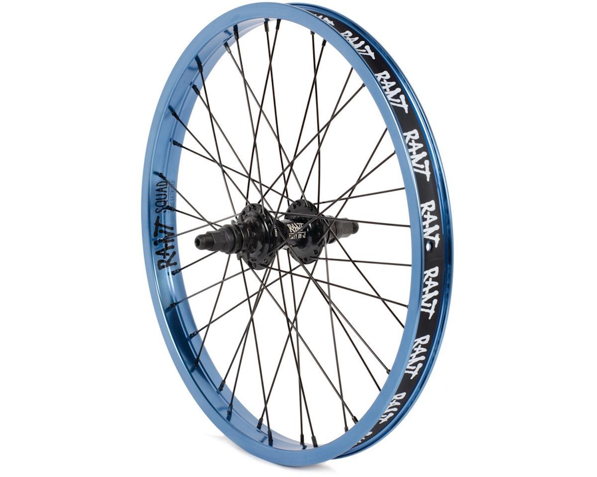 Rant Party On V2 RHD Cassette Wheel (Blue)