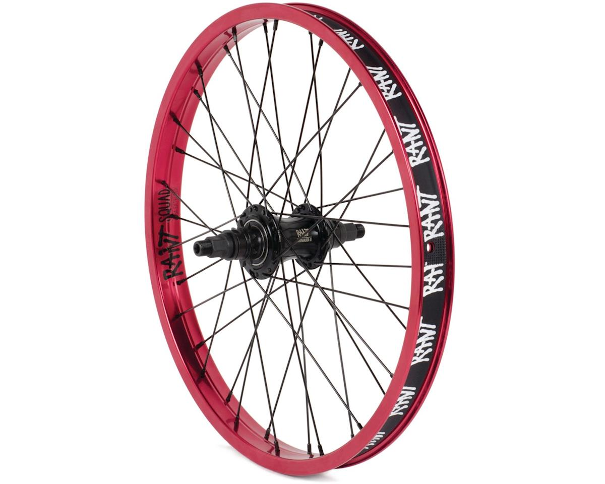 "Rant Moonwalker 2 Freecoaster Wheel (Red) (Left Hand Drive) (20 x 1.75"")"