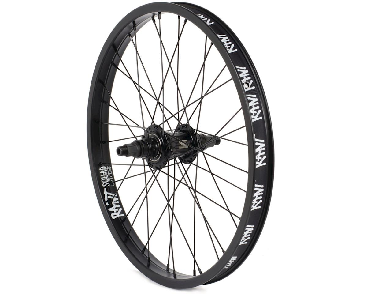Rant Moonwalker 2 Freecoaster Wheel (Black) (Left Hand Drive)