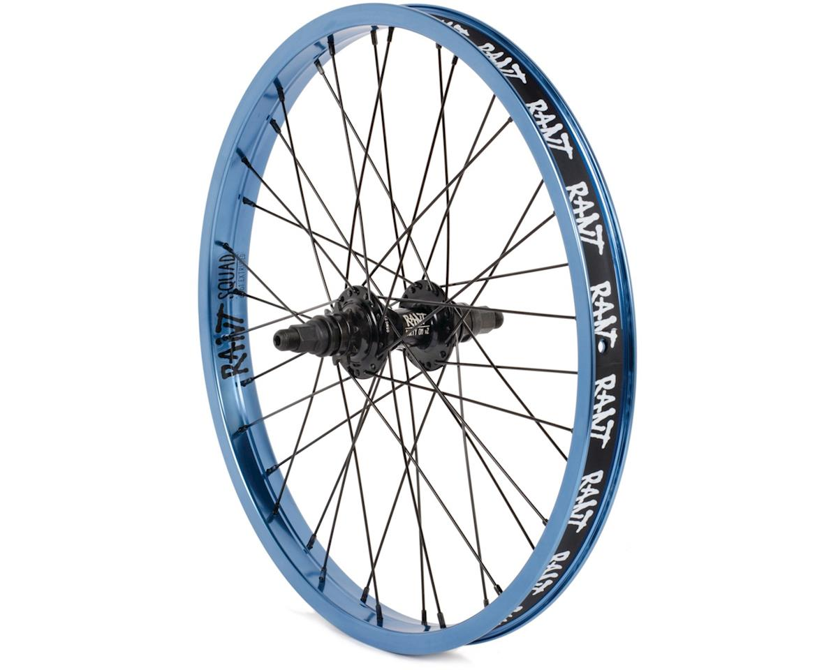 "Rant Party On V2 LHD Cassette Wheel (Blue) (20 x 1.75"")"