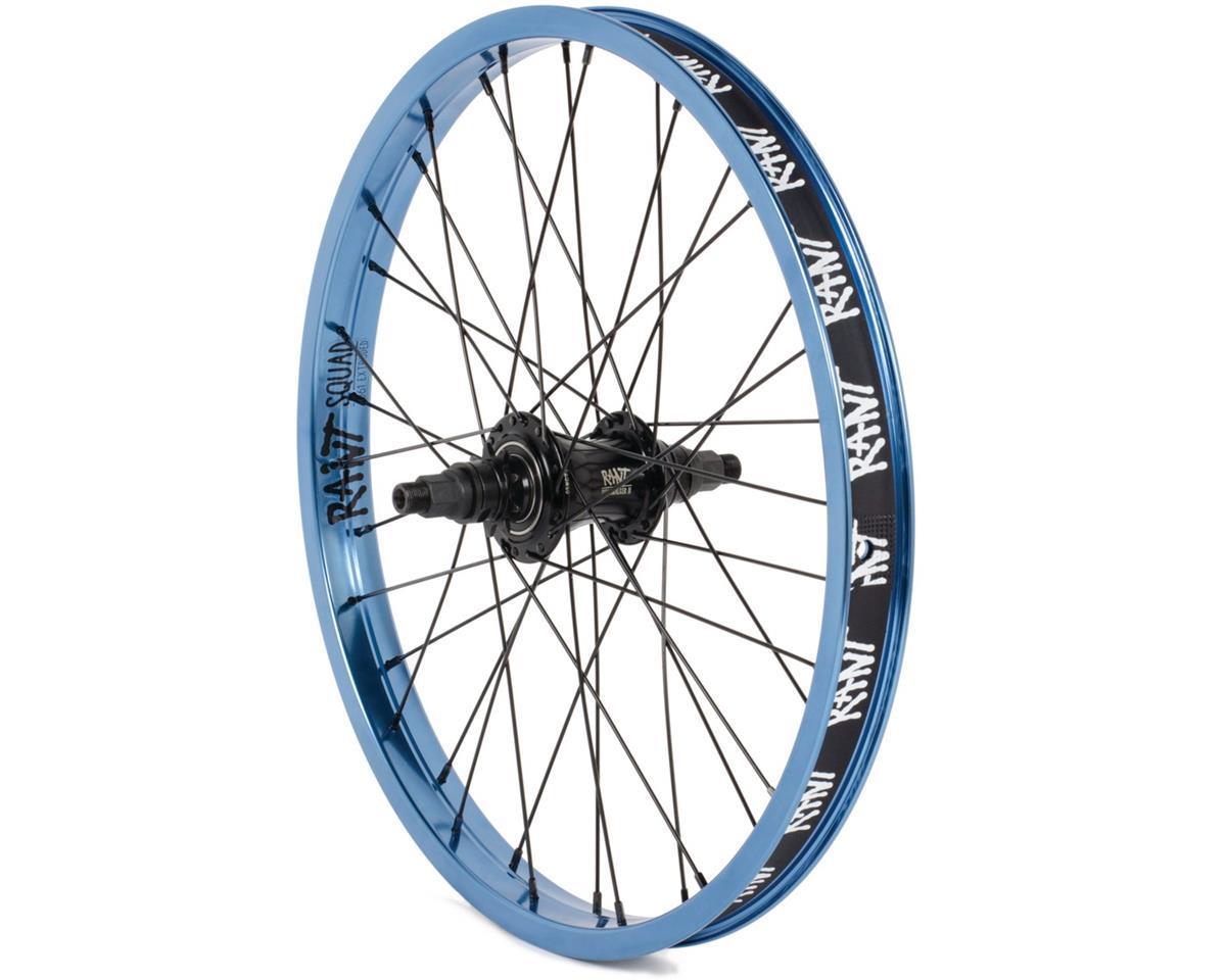 Rant Moonwalker 2 Freecoaster Wheel (Blue) (Left Hand Drive)
