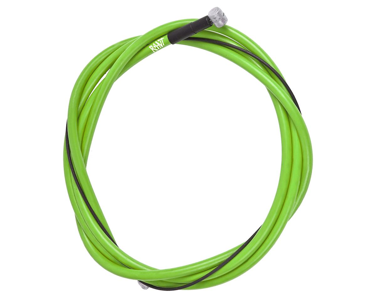 Rant Spring Linear Brake Cable (Lemon Green)
