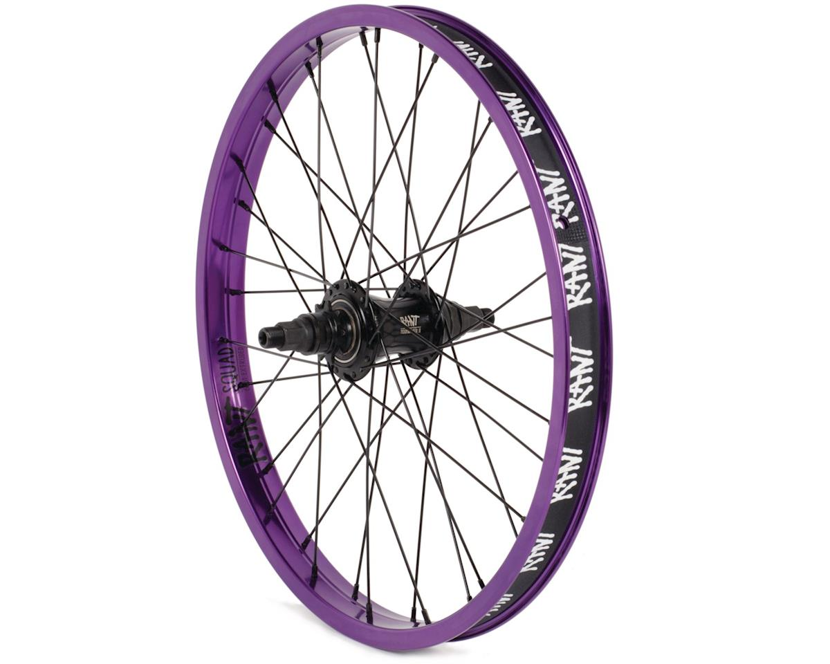 "Rant Moonwalker 2 Freecoaster Wheel (90s Purple) (Left Hand Drive) (20 x 1.75"")"