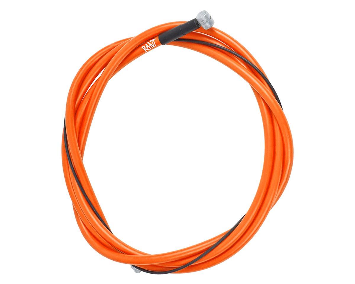 Rant Spring Linear Brake Cable (Orange)