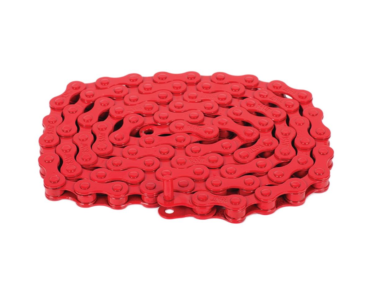 "Rant Max 410 Chain (Red) (1/8"")"