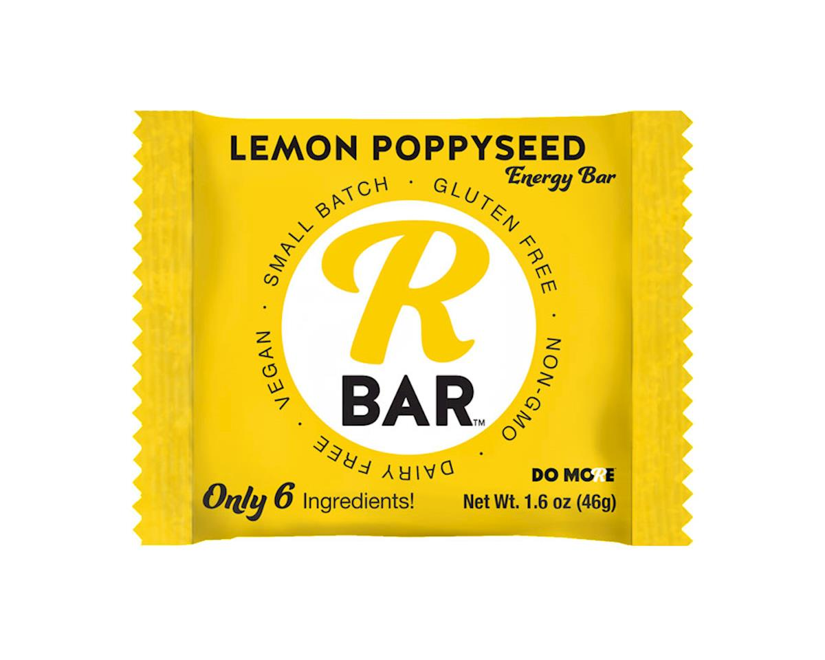 Rbar Food  Bar (Lemon Poppyseed) (10)