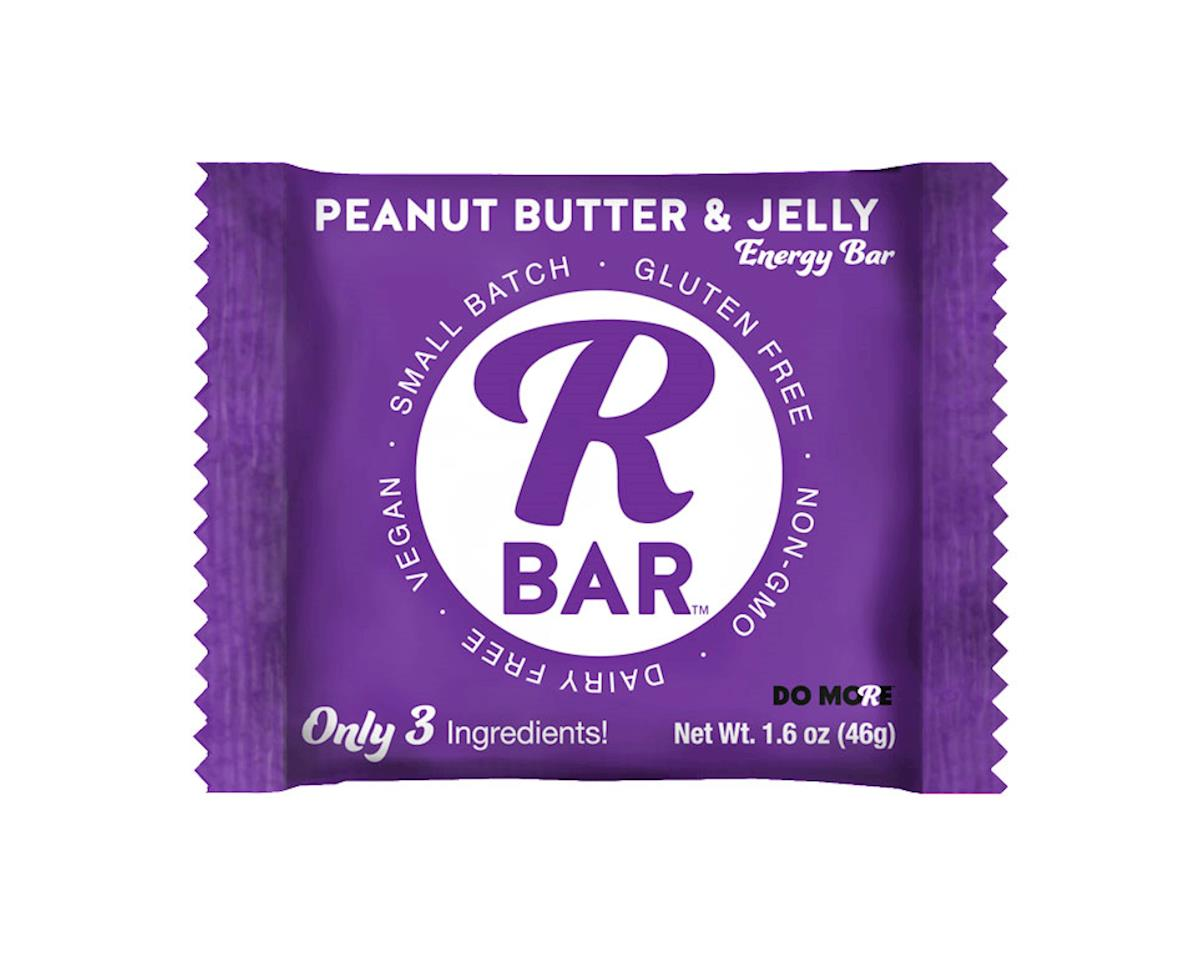 Rbar Food  Bar (Peanut butter & jelly) (10)