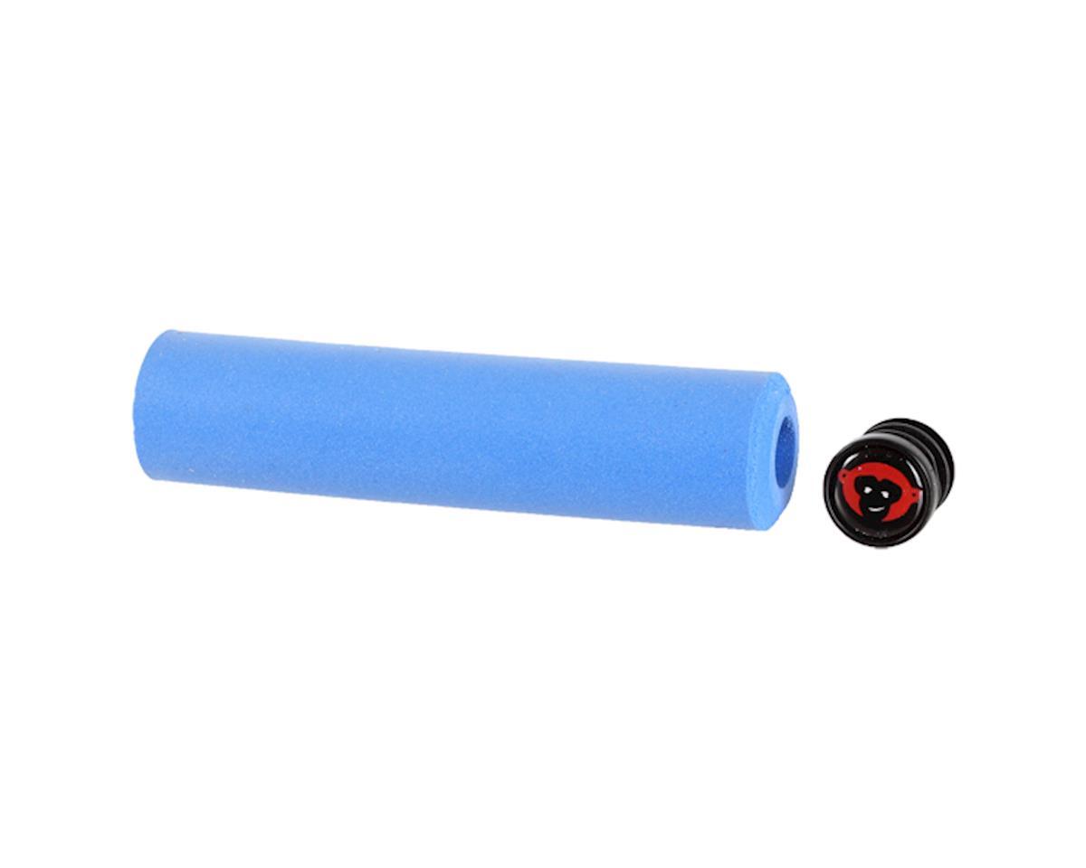 Red Monkey Kärv Silicone Gripset (Blue) (36mm Diameter)