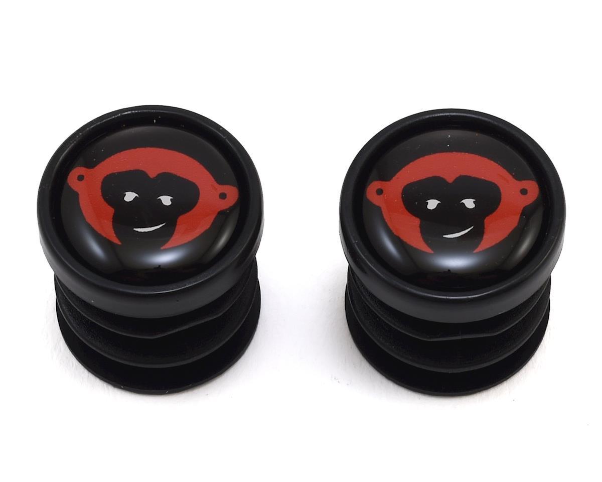 Red Monkey End Caps (Set)