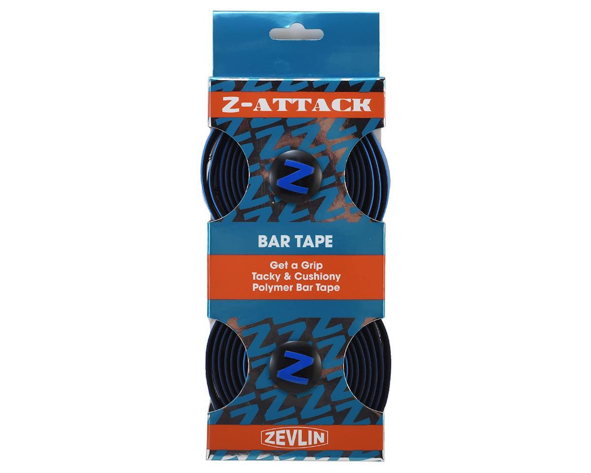 Red Monkey Z-Attack Dual Color Handlebar Tape (Blue & Dark Blue)