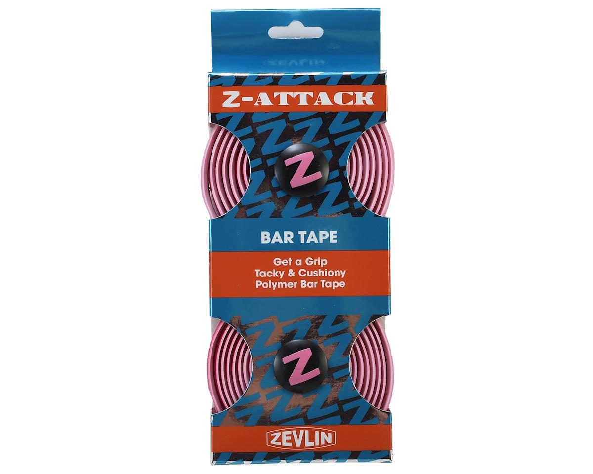 Red Monkey Z-Attack Dual Color Handlebar Tape (Pink & Dark Pink)