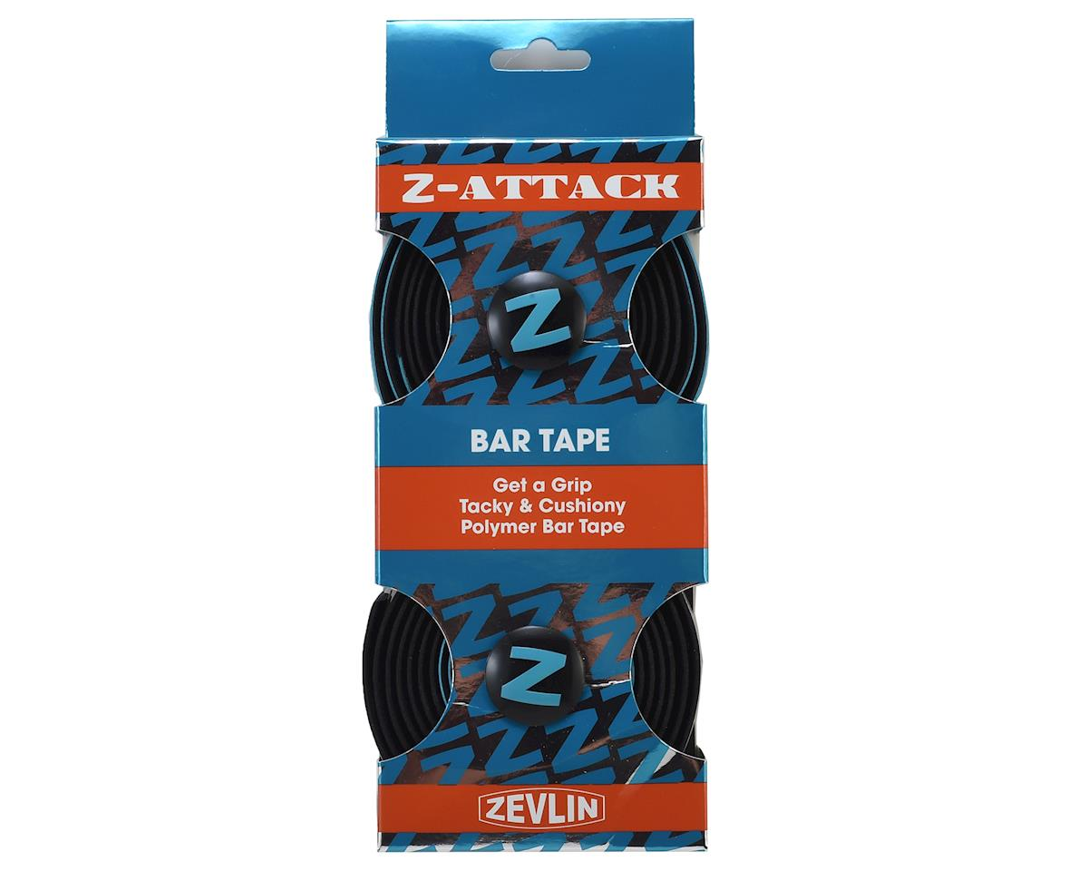 Red Monkey Z-Attack Dual Color Handlebar Tape (Teal & Black)