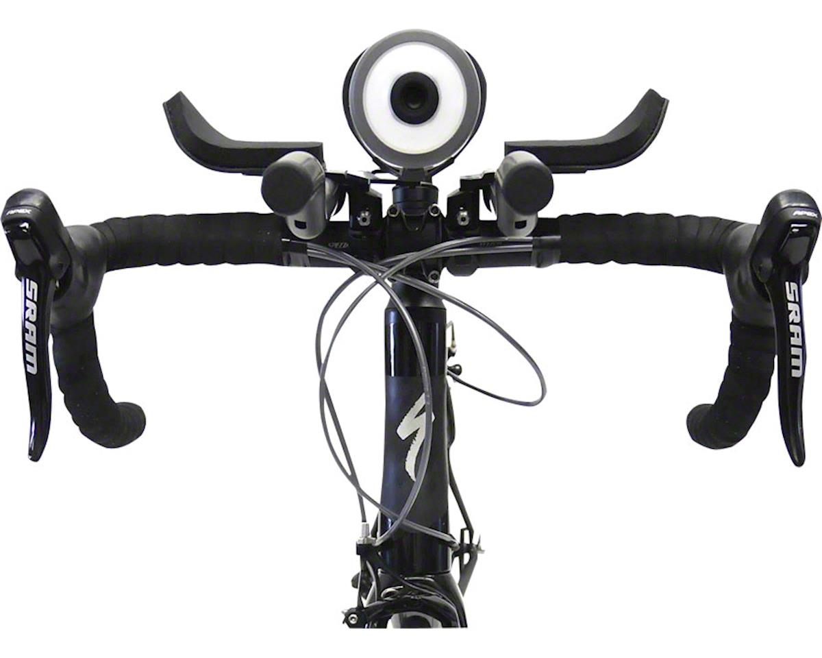 Redshift Sports Redshift Water Bottle Cage & Mount for Aerobars (Black)