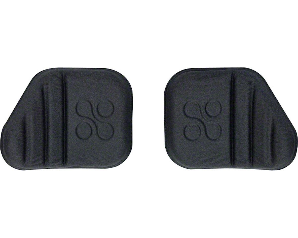 Redshift Sports Replacement Armpads (Black) (Pair)
