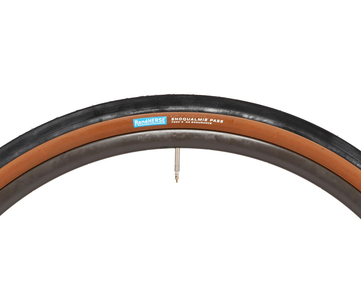 Image 3 for Rene Herse Snoqualmie Pass (Tan Sidewall) (Endurance Casing) (700x44)