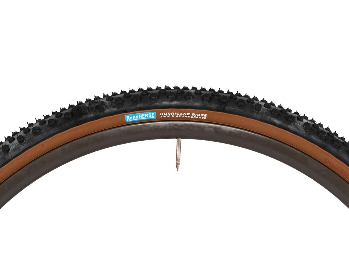 Image 4 for Rene Herse Hurricane Ridge (Tan Sidewall) (Endurance Casing) (700x42)