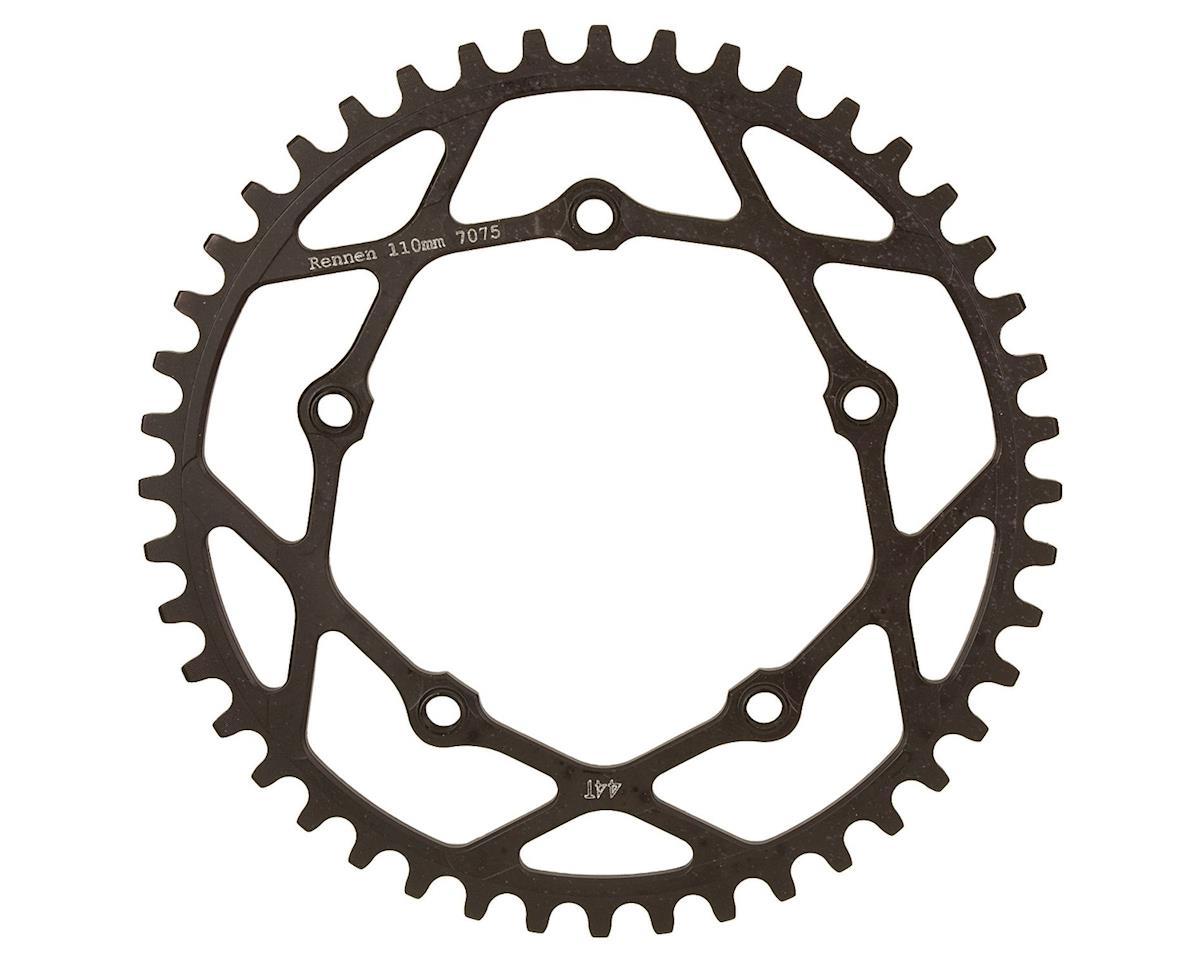 RENNEN BMX Pentacle Chainring (Black) (36T)
