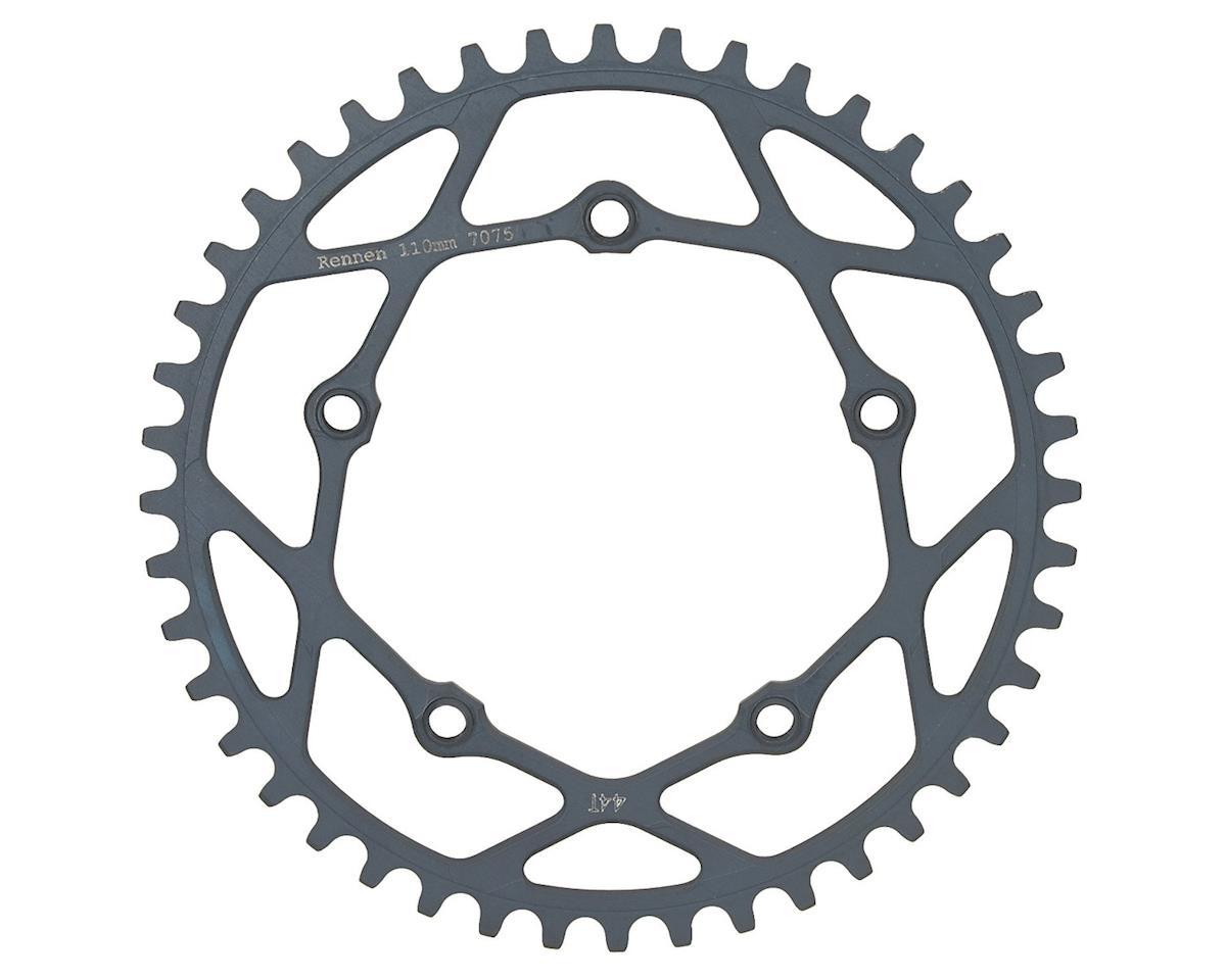 RENNEN BMX Pentacle Chainring (Blue) (47T)