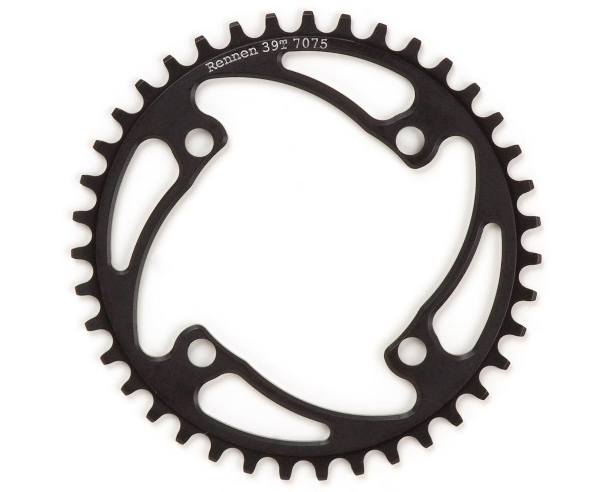 RENNEN BMX 4-Bolt Chainring (Black) (37T)