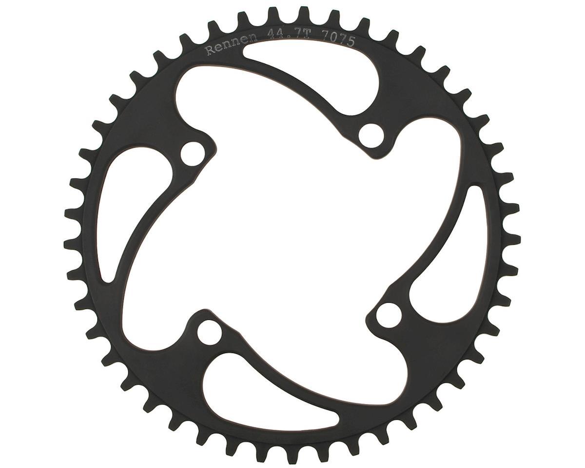 RENNEN 4-Bolt Decimal Chainring (Black) (36.2T)