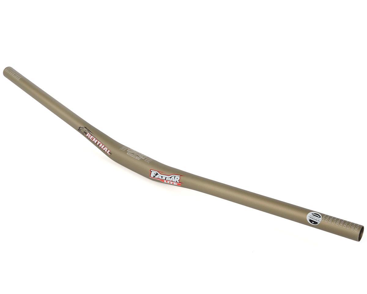 Renthal Fatbar Lite Aluminum Handlebar (Gold) (31.8 x 740mm) (10mm)