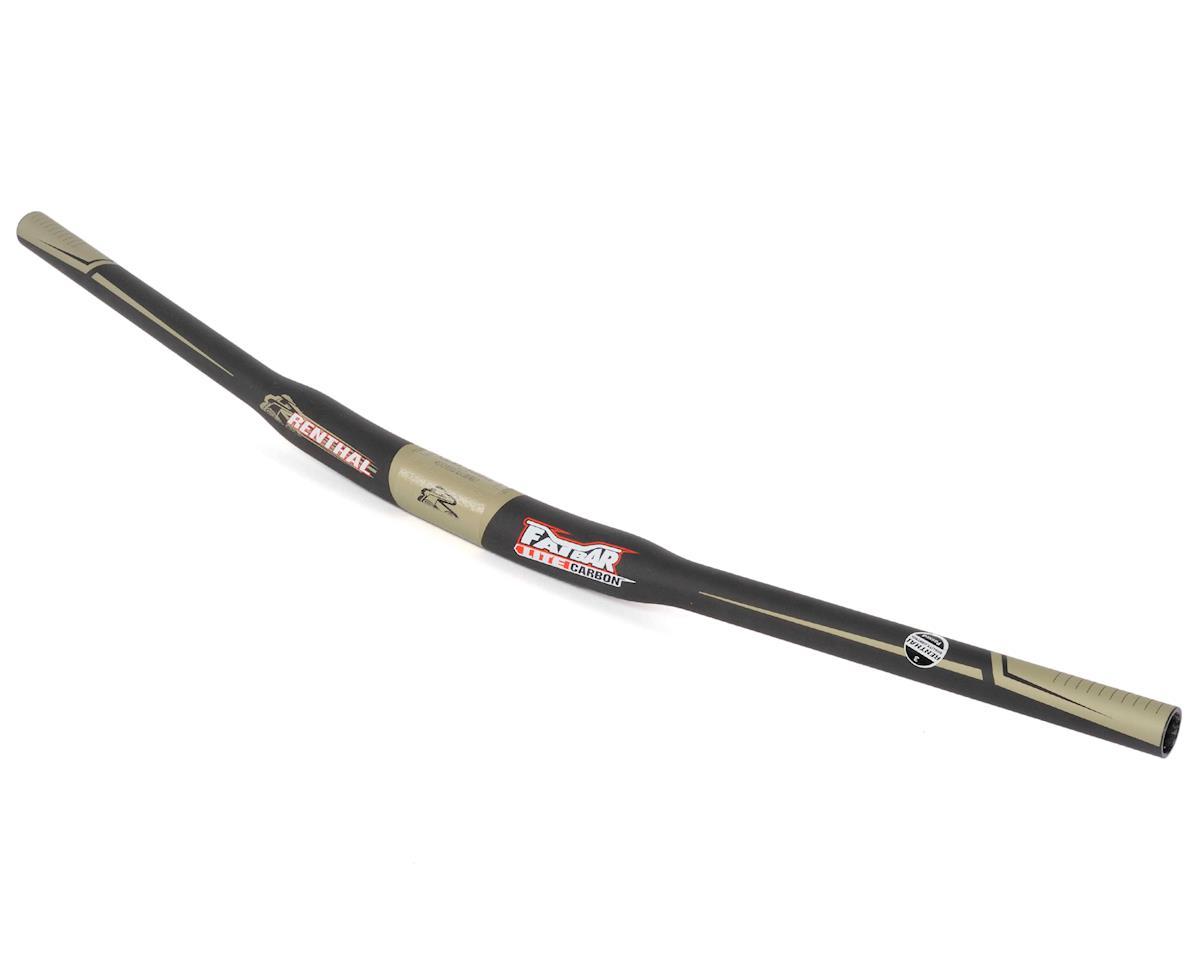 Renthal Fatbar Lite Carbon Handlebar (31.8 x 740mm) (10mm)