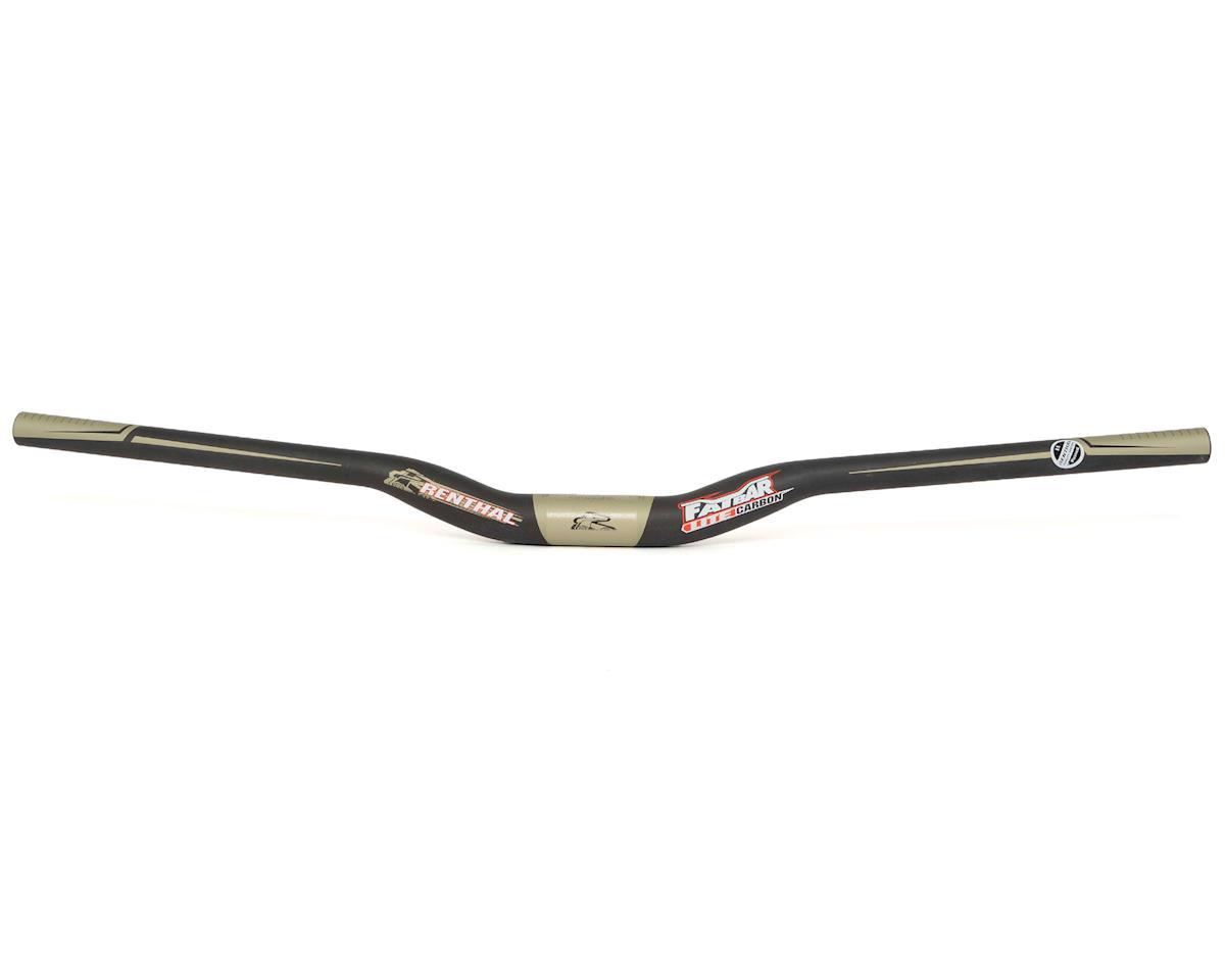 Renthal Fatbar Lite Carbon Handlebar (31.8 x 740mm) (30mm Rise)