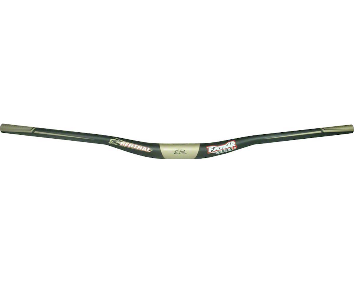 Renthal FatBar Carbon Handlebar 10mm Rise 800mm Width 35mm Clamp