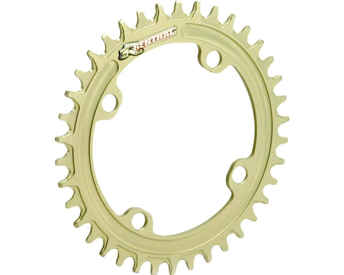 Renthal 1XR Chainring (Gold) (104mm BCD)