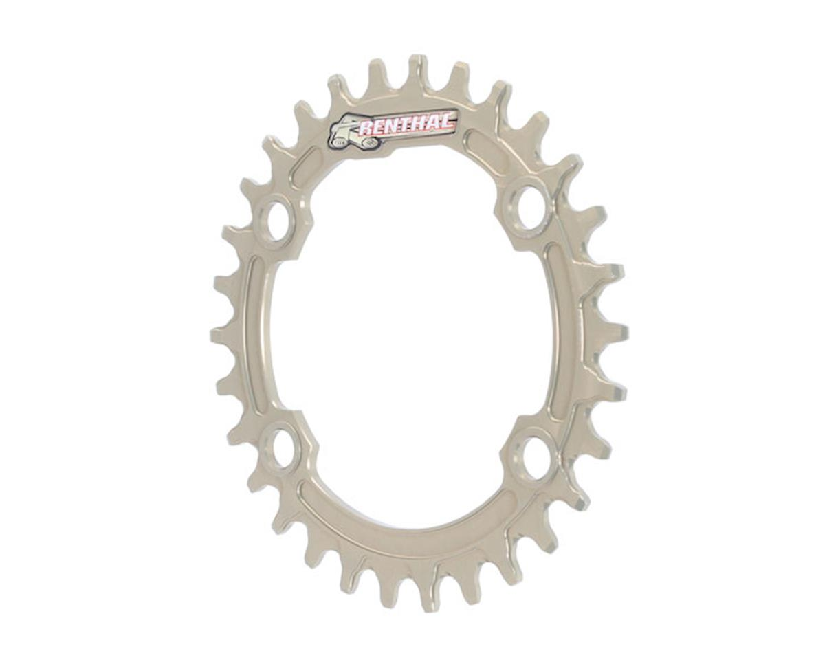 Renthal 1XR Chainring (34T) (96mm BCD) (Gold)