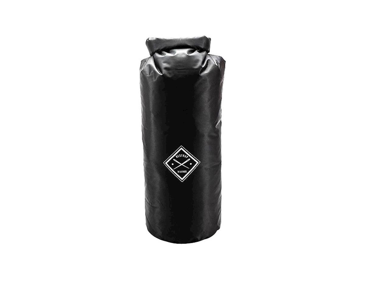 Restrap Dry Bag Single Roll, 14 liter - black