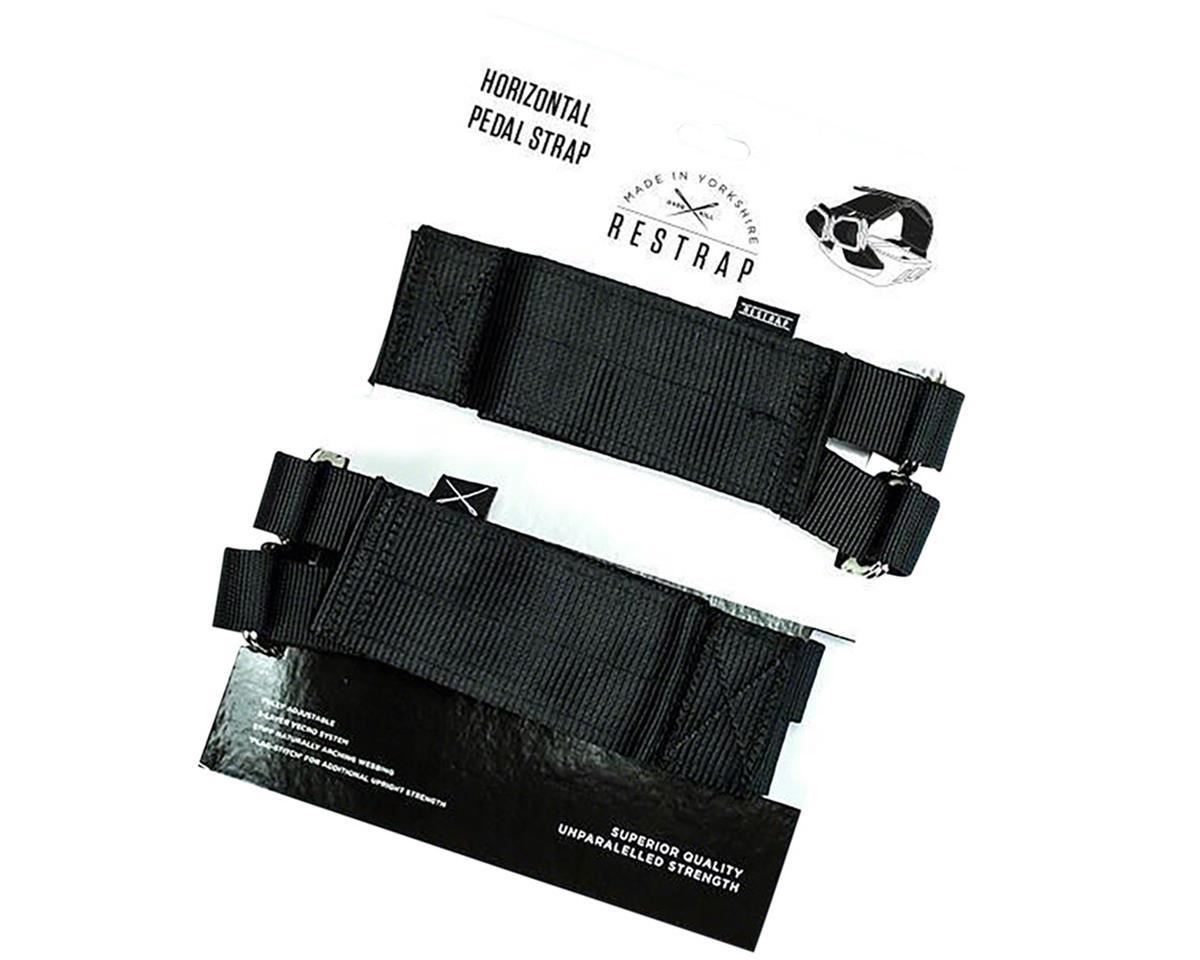 Restrap Pedal Straps, Horizontal - black